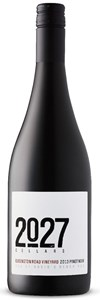 2027 Cellars Queenston Road Vineyard Pinot Noir   2012
